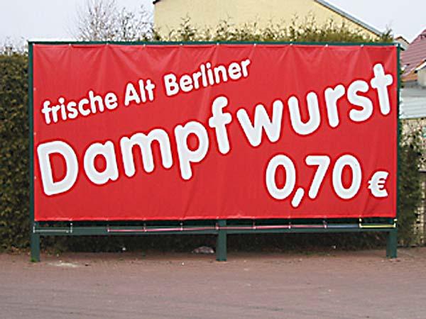 Dampfwurst